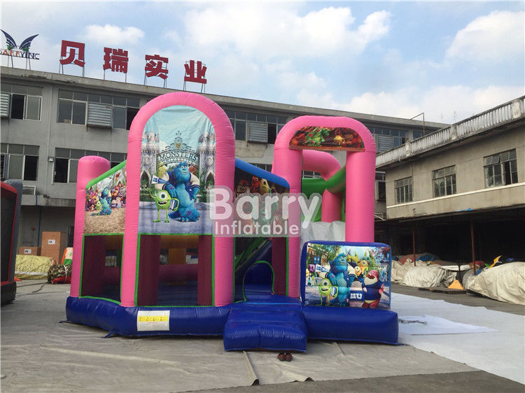 Bouncer House With Slide ผู้ผลิต